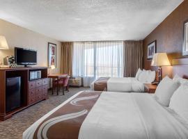 Quality Inn View of Lake Powell – Page, hôtel à Page près de: Lac Powell