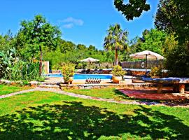 Agroturismo Can Fuster, country house in Sant Joan de Labritja
