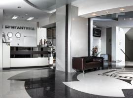Brigantina Hotel, hotel in Novorossiysk