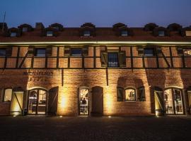 Michaelson Boutique Hotel, отель в Клайпеде