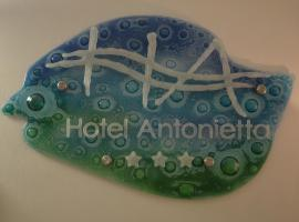 Hotel Antonietta, hotel a Castellabate