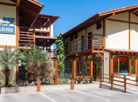 Pousada Peixes do Mar, family hotel in Ubatuba