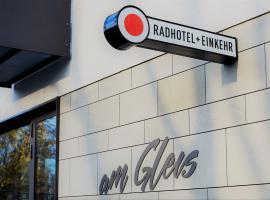 Radhotel am Gleis, Hotel in Radolfzell am Bodensee