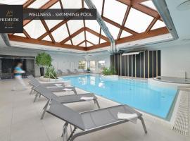 PREMIUM Wellness & Wine Hotel Znojmo, hotel ve Znojmě