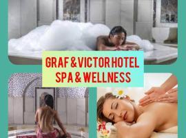 Graf Victor Hotel, отель в городе Аланья, рядом находится Гавань Аланьи