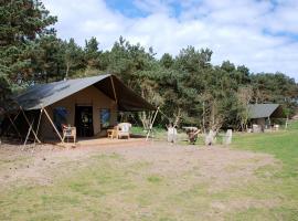 Safari Tent, hotel in Dunbar