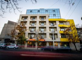 Hotel Duke Armeneasca - Ex Tempo, hotel in Bucharest