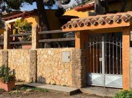 Casa Ottema, holiday home in Nebida
