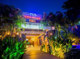 PGS Hotels Casa Del Sol, hotel in Kata Beach