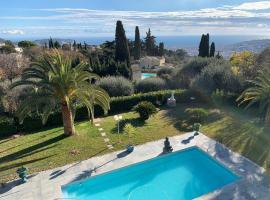 Diamond Villa 5 Star - NICE, holiday home in Nice