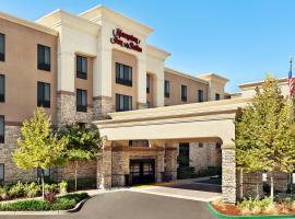 Hampton Inn & Suites West Sacramento, hotel near Sacramento Airport - SMF, West Sacramento