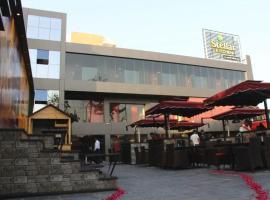 Hotel Stellar, отель в городе Вадодара