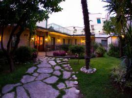Albergo Pace, hotel near Vesuvius, Pompei