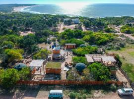Complejo Playa Grande, hotel in Punta Del Diablo
