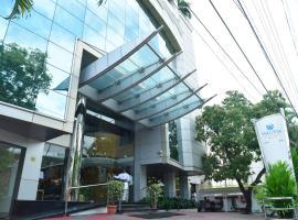 Maurya Rajadhani, hotel near Thiruvananthapuram International Airport - TRV, Trivandrum