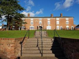 """JJ's """"Gin Palace"""" luxury riverside town house, hotel in Stourport"""