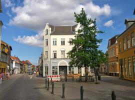 City Hotel Apartments, lejlighed i Odense