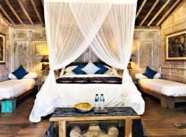 Genta Agrotourism Villa, farm stay in Ubud