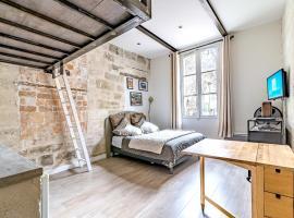 Studios entre le Pont d' Avignon et le Palais des Papes, self catering accommodation in Avignon