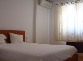 Pensão Aliança, hotel en Guarda