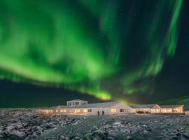 Northern Light Inn, hótel í Grindavík