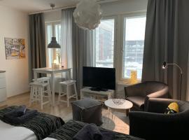 The Harbour Apartments, loma-asunto kohteessa Jyväskylä