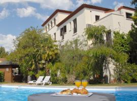 Hotel El Castell, hotel near Barcelona-El Prat Airport - BCN, Sant Boi del Llobregat