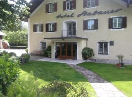 Hotel - Garni Stabauer, Hotel in Mondsee