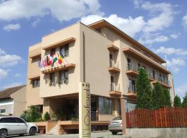 Hotel Oxford Inns&Suites, hotel din apropiere   de Sinagoga din Fabric, Timișoara