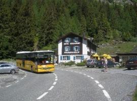 Hotel Rhonequelle, Hotel in Oberwald