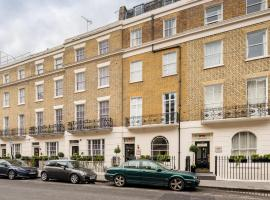 Belgravia Rooms Hotel, hotel in Victoria, London