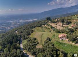 CAN LLOBET Espai Rural Slow, hotel near Natural Park of Montseny, Fogars de Montclus