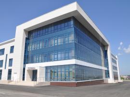 Azalya Hotel, отель рядом с аэропортом Международный аэропорт Казань - KZN в Казани