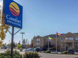 Comfort Inn & Suites Moose Jaw, hotel em Moose Jaw
