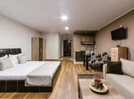 Hotel & Casino Ring, hotel in Kyustendil