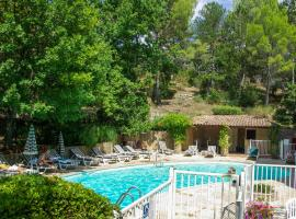 Villa Borghese, hôtel à Gréoux-les-Bains