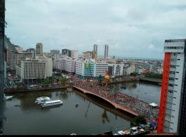 Recife Centro Apartamento, hotel near Recife´s Harbour, Recife