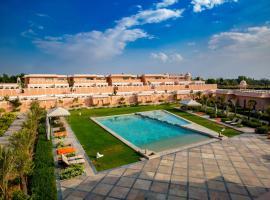 Buena Vista Luxury Garden Spa Resort, hotel in Jaipur