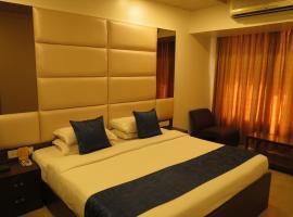 Jyoti Dwelling Hotel, hotel near Chhatrapati Shivaji International Airport Mumbai - BOM, Mumbai
