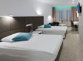 GLAMOUR - Hotel & Restaurant & SPA, hotel near Poznań-Ławica Henryk Wieniawski Airport - POZ, Przeźmierowo