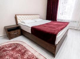 MIXX HOTEL, hotel en Karakol
