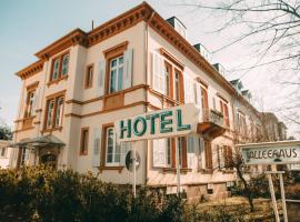 Alleehaus, Hotel in Freiburg im Breisgau