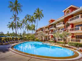 Lazy Lagoon Goa, hotel with pools in Baga