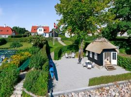 Troense Bed and Breakfast by the sea, hotel i nærheden af Sydfyn, Svendborg