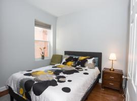 Steps to Convention Center, Downtown DC, and Metro Station: Private and Comfortable Bedroom/Bathroom, homestay in Washington, D.C.
