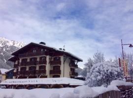 Oustalet, hotel in Chamonix