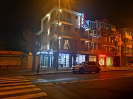 Hotel Novel City, хотел в Бургас