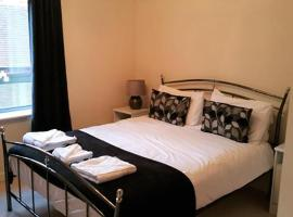 Short Let - Serviced Apartment - Oxford Apartment Central - Jericho, accommodation in Oxford