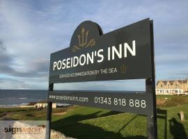 Poseidon's Inn, hotel in Lossiemouth