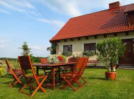 Komblówka, Bauernhof in Marcinowa Wola